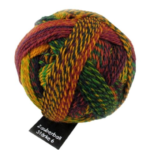 Schoppel-Wolle ZAUBERBALL 6-ply Motley 1505
